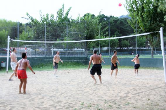 Partit de voleibol